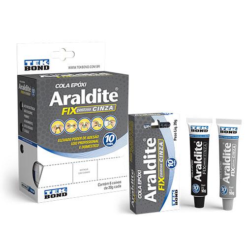 Araldite® Fix Cinza