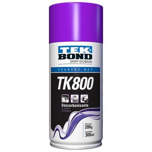 TK800 Descarbonizante