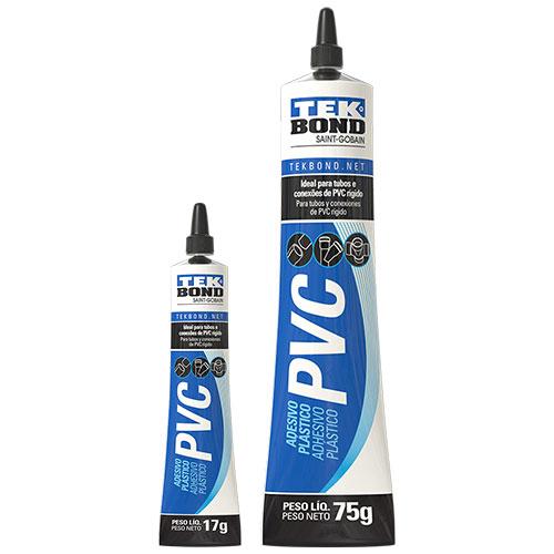 Adesivo Plástico PVC