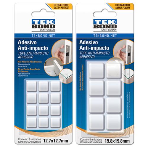Adesivo Anti Impacto (bumper) Quadrado