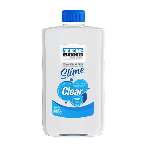 Cola para Slime Clear